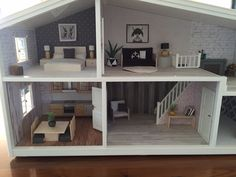 Lundby Smaland renovation Instagram @onebrownbear