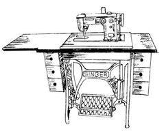 Learn how to build a treadle sewing machine and discover the difference human-powered tools can make. From MOTHER EARTH NEWS magazine.