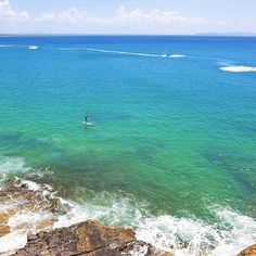 A post-card perfect backdrop for a spot of stand-up paddle boarding!