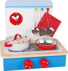 Tischküche mit Zubehör / Goki - Loopoo.de цена 35,75