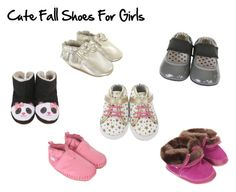 """Cute Fall Shoes for Girls"" by thehousewife on Polyvore"