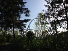 Blue Fire @ Europa Park (Germany)