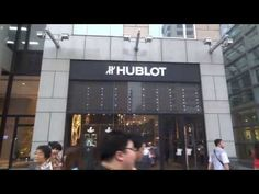 Hublot Boutique Beijing : visit one of the first boutique Hublot in China with a touch of innovation.
