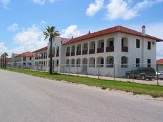 Kemp's Ridley Sea Turtle Research Center, Galveston, Texas.