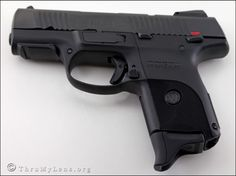 Ruger SR9c. My best purchase! This is one sweet gun, so smooth shooting