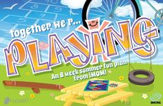 Together We R Playing - Sign up for free for your summer family fun!
