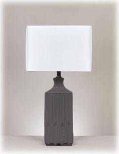 L121844T by Ashley Furniture in Winnipeg, MB - Ceramic Table Lamp