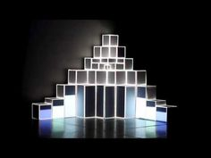 The MIDAS Project- 3D projection mapping