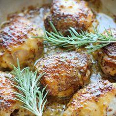 Baked Honey Mustard Chicken Recipe - Damn Delicious & ZipList