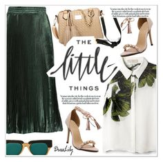 """""""Little things..."""" by teoecar ❤ liked on Polyvore featuring Elle Sasson, Marni and dresslily"""