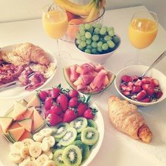 Good morning, have a great day! #breakfast #befit #fruit #healthy