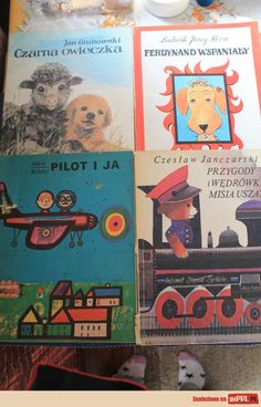 Books from childchood