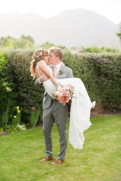 Obsessed: http://www.stylemepretty.com/2015/02/25/backyard-palm-springs-destination-wedding/   Photography: Candice Benjamin - http://www.candicebenjamin.com/