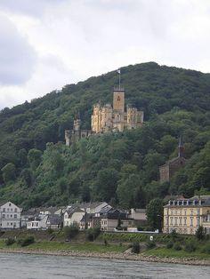 Battello Koblenz - Mainz, Germany