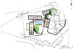 drew architects | new lodge | leopard creek