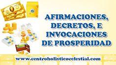 PODEROSAS AFIRMACIONES DECRETOS E INVOCACIONES DE PROSPERIDAD CREADO POR...