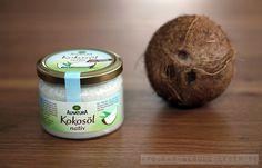 Kokosöl zur Verwendung in der Küche | Projekt: Gesund leben | Blog über Ernährung, Bewegung und Entspannung