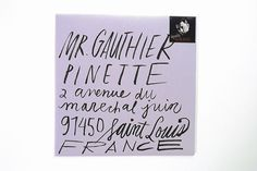 Eccentric Envelopes for the Non-Calligrapher | Stephanie Fishwick, Snippet & Ink