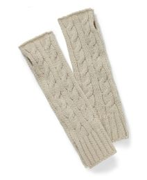 Fingerless Knitted Gloves...Keep your hands warm and still have your fingers free for precise wand movements!