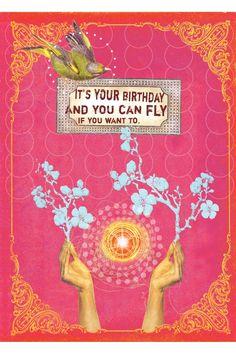 Fly Birthday