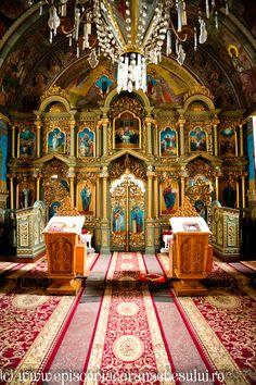 "Romanian Orthodox Church ""St. Archangels Michael and Gabriel"" from Reșița, Caraș-Severin County, Romania Romanian Orthodox Diocese of Caransebeș"