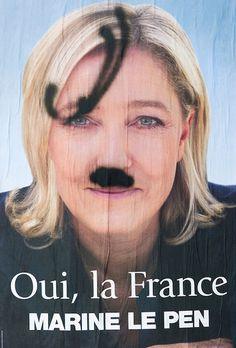 Marine Le Pen poverie ser jugered por 'odio racial'