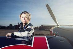 Mélanie Astles entra a far parte della Red Bull Air Race