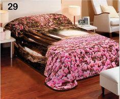 Ružové deky na jednoposteľ so vzorom rozkvitajúcej prírody Table, Furniture, Home Decor, Decoration Home, Room Decor, Tables, Home Furnishings, Home Interior Design, Desk