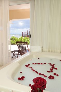 Thinking about staying in a jacuzzi suite with my guy on my birthday this year ♡