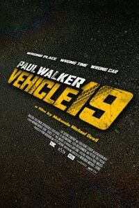 Vehicle 19: Film Review  6/13/2013 by John DeFore  Paul Walker takes a misbegotten trip to South Africa.  A wrong place/wrong time actioner stupid enough to damage the art-house credibility of actorPaul Walker,Mukunda MichaelDewil'sVehicle 19sends an Texas ex-con into Johannesburg for the first time and expects him to evade the city's entire police force. Just as unsatisfying as a no-expectations chase film as it is on other fronts, the film isn't likely to shave much off this week'sFast…