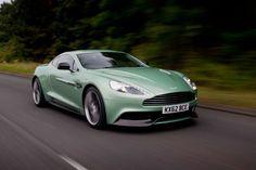 L'Aston Martin Vanquish sera l'une des attractions du Salon de l'auto de Montréal.