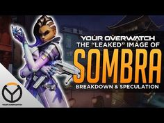 'Overwatch' Sombra Update Release On Oct 19? New Blizzard Hero Makes Official Debut In The Coming Patch? : News : Parent Herald