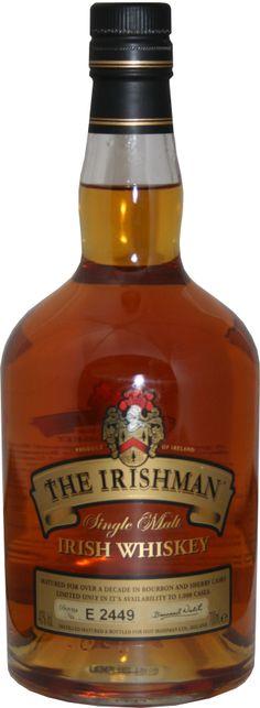 The Irishman Single Malt 0,7 l