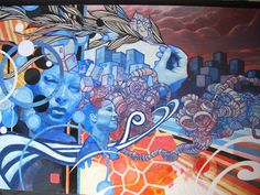 Joshua Mays is a self-taught painter, muralist and illustrator who currently resides in Oakland,...