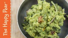 How to make Guacamole - The Happy Pear Recipe