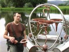 Schauberger - Zrozumieć i naśladować naturę [PL] Viktor Schauberger, Vortex Fountain, Structured Water, Thermal Energy, Energy Projects, Living Water, Nikola Tesla, Aircraft Design, Alternative Energy