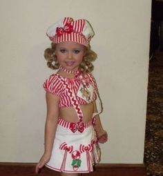 Christmas pageant wear