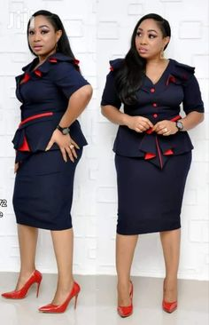 Turkey Wear in Lagos Mainland - Clothing, Godswill Collections Sales Latest African Fashion Dresses, African Dresses For Women, African Attire, Women's Fashion Dresses, Office Dresses For Women, Tolu, Girls Fashion Clothes, Classy Dress, Pretty Dresses