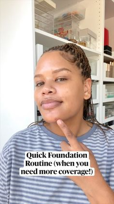 Beauty Skin, Beauty Makeup, Beauty Tips, Health And Beauty, Makeup Forever Foundation Stick, Makeup Inspo, Makeup Tips, Alissa Ashley, Foundation Routine