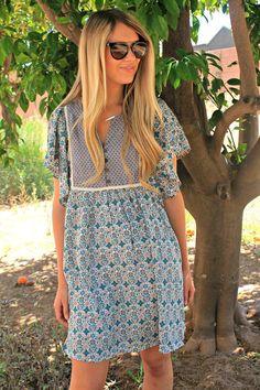 Lux Boho Summer Dres