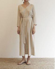 Kate Linen Dress - vartist