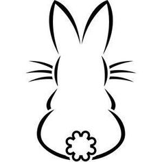 I think I'm in love with this design from the Silhouette Design Store! Ich denke, ich bin verliebt in dieses Silhouette Design Store Design! Silhouette Design, Rabbit Silhouette, Easter Drawings, Cricut Creations, Chalkboard Art, Spring Crafts, Easter Bunny, Happy Easter, Baby Bunnies
