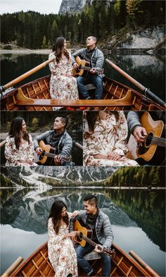 You're not seen a romatic proposal until you've seen how Jeremy proposed to his girlfriend Katrina at Lago di Braies in the Dolomites. Romantic Surprise, Surprise Proposal, Adult Scavenger Hunt, Young Women Activities, Night Couple, Dating Divas, Marriage Proposals, Short Trip, Beautiful Songs