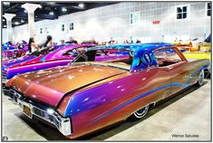 1969 Chevy Impala Custom Coupe lowrider| Remember the Circle K's & 7-11's slushies ?? Blend & Fabricate, Now A-day's would be Metalicious !!!