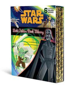 Star Wars Little Golden Book Boxed Set