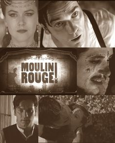Moulin Rouge Moulin Rouge Movie, Le Moulin, Movies To Watch, Good Movies, Seductive Dance, Beautiful Love Stories, Cam Gigandet, Romantic Movies, Human Condition