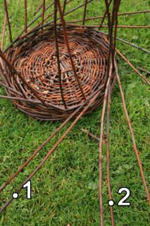 How to make baskets!