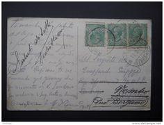 LOMBARDIA COMO GRAVEDONA S.GREGORIO 1919 - Delcampe.it