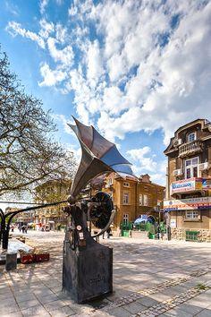 Април, бурен и страстен - Евгени Динев. Burgas, Bulgaria.  by Evgeni Dinev