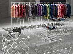 Simple Clothing Retail Store Design